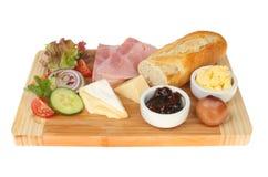Ploughmans lunch zdjęcia stock
