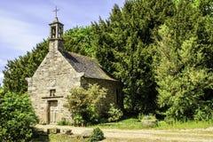 Plougonven, Finistère, Bretagne, Frankrijk Royalty-vrije Stock Afbeeldingen