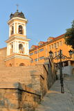 PLOVDIV, ΒΟΥΛΓΑΡΙΑ: Εκκλησία Bogoroditsa Sveta Στοκ φωτογραφίες με δικαίωμα ελεύθερης χρήσης