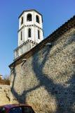 PLOVDIV, ΒΟΥΛΓΑΡΙΑ - 2 ΙΑΝΟΥΑΡΊΟΥ 2017: Εκκλησία του ST Constantine και του ST Elena από την περίοδο βουλγαρικής αναγέννησης σε P Στοκ Εικόνες