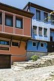 PLOVDIV, ΒΟΥΛΓΑΡΙΑ - 10 ΙΟΥΝΊΟΥ 2017: Σπίτι από την περίοδο βουλγαρικής αναγέννησης στην παλαιά πόλη Plovdiv Στοκ Φωτογραφίες