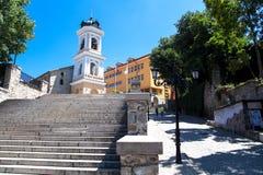 PLOVDIV, ΒΟΥΛΓΑΡΙΑ - ο ιερός καθεδρικός ναός υπόθεσης Στοκ φωτογραφία με δικαίωμα ελεύθερης χρήσης