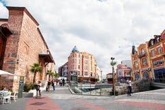 Plovdiv, Βουλγαρία Στοκ φωτογραφίες με δικαίωμα ελεύθερης χρήσης