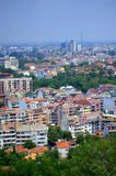 Plovdiv scenic view Royalty Free Stock Photography