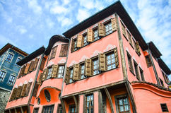 Plovdiv Architecture Royalty Free Stock Images
