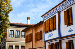 Plovdiv Architecture Royalty Free Stock Photo