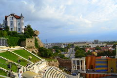 Plovdiv Bulgaria Royalty Free Stock Image