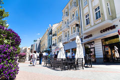 PLOVDIV, BULGARIA - 26 JUNE 2015 Stock Image