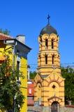 "Church Sveta Nedelya. PLOVDIV, BULGARIA SEPT 21 2013: Church ""Sveta Nedelya"" The temple dedicated to Saint Nedelya was built in the early XVII royalty free stock photos"