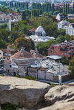 Plovdiv, Bulgaria view Stock Photos