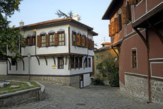 Plovdiv Bulgarije Royalty-vrije Stock Fotografie
