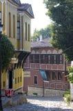 Plovdiv, Bulgarije royalty-vrije stock foto