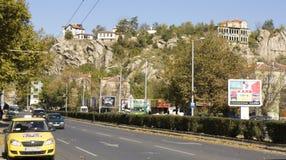 Plovdiv, Bulgarije Stock Foto