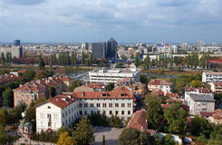 Plovdiv city Royalty Free Stock Photo