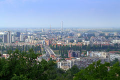 Plovdiv cityscape Royalty Free Stock Image