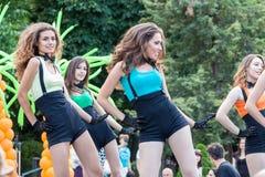 Plovdiv Dance carnival Stock Image