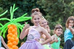 Plovdiv Dance carnival Stock Photo