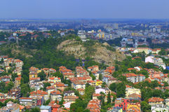 Plovdiv hills Stock Photos