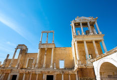 Plovdiv Roman theatre Royalty Free Stock Photo