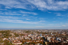 Plovdiv scenic view Royalty Free Stock Image