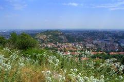 Plovdiv hills Stock Photos
