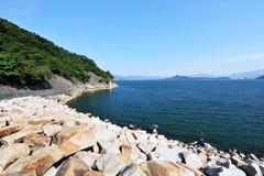 Plover Cove Reservoir Stock Photo