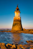 Plover Scar Lighthouse Royalty Free Stock Image