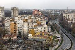 Plowdiw, Bulgarien Stockbild