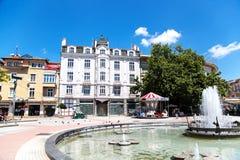 PLOWDIW, BULGARIEN - 26. JUNI 2015 Lizenzfreie Stockfotografie