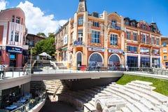 PLOWDIW, BULGARIEN - 26. JUNI 2015 Stockbilder