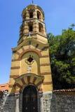 PLOWDIW, BULGARIEN - 10. JUNI 2017: Kirche St. Nedelya in der Stadt von Plowdiw Lizenzfreie Stockfotografie