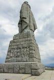 PLOWDIW, BULGARIEN AM 11. JUNI 2017: Monument der sowjetischen Armee bekannt als Alyosha in der Stadt von Plowdiw Lizenzfreie Stockfotos