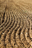 Plowed Stock Photography