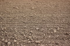 Plowed Dirt Stock Images