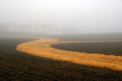 Plowed Field Conservation Stock Photos