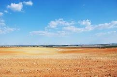 Plowed Fields Royalty Free Stock Image