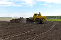 Plowing Stock Images