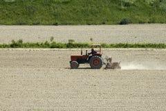 Plowling Στοκ φωτογραφία με δικαίωμα ελεύθερης χρήσης