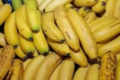 Plátano en mercado en Lisboa Fotos de archivo libres de regalías