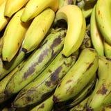 Plátano en mercado en Lisboa Foto de archivo libre de regalías