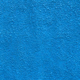 Plâtre bleu Photographie stock libre de droits