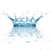 pluśnięcie woda Fotografia Stock