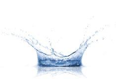 pluśnięcie woda Fotografia Royalty Free