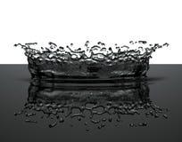 pluśnięcie woda Ilustracji