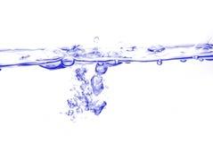 pluśnięcie woda zdjęcia royalty free