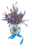 Plucked lavender invase royalty free stock photo