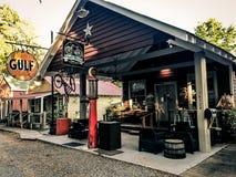 Pluff Mudd, Coffee Company, Port Royal, Carolina del Sur fotos de archivo libres de regalías