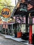 Pluff Mudd, Coffee Company, Port Royal, Carolina del Sur imagenes de archivo