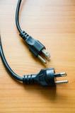 plug стоковое изображение