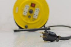 plug стоковое изображение rf